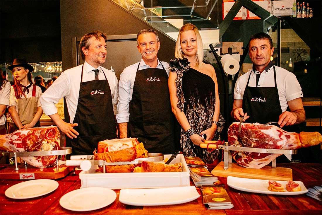 Druga Piazza Restoran Eat Friuli